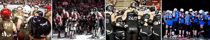 Rat City Rollergirls, Washington